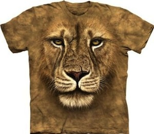 Amazing Lion t-shirt