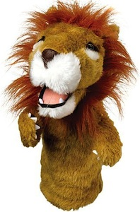 Lion Golf Club Head Cover
