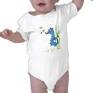 Sea Horse bodysuit