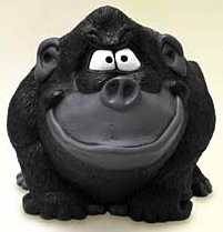 Gorilla Money Bank