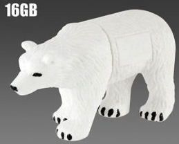 Polar Bear USB Flash Drive