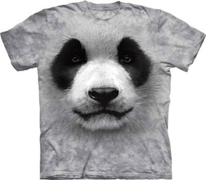 Big Panda Face T-Shirt